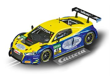 Carrera D132 20030851 Audi R8 Twin Busch, No. 4