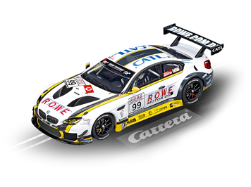 "Carrera D132 20030871 BMW M6 GT3 ""ROWE RACING, No.99"""