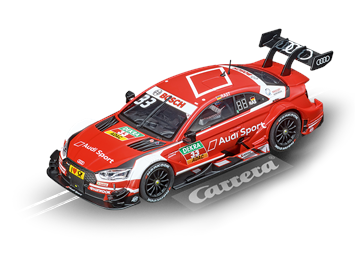 "Carrera D132 20030879 Audi RS 5 DTM ""R.Rast, No.33"""