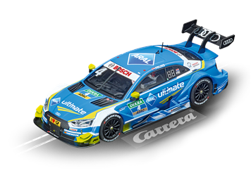 "Carrera D132 20030880 Audi RS 5 DTM ""R.Frijns, No.4"""