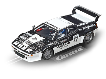 "Carrera D132 20030886 BMW M1 Procar ""Cassani Racing, No.77"", 1979"