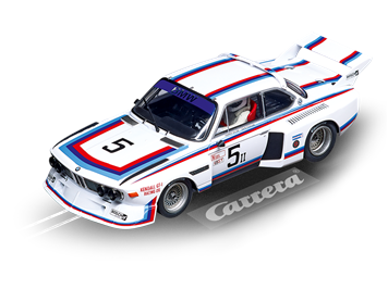 "Carrera D132 20030896 BMW 3.5 CSL ""No.5"", 6h Watkins Glen 1979"