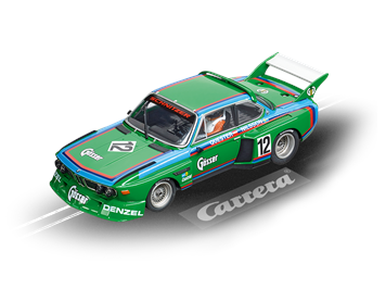 "Carrera D132 20030897 BMW 3.5 CSL ""No.12"", 1976"