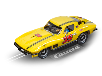 "Carrera D132 20030906 Chevrolet Corvette Sting Ray ""No.35"""