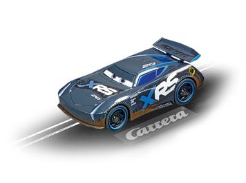 Carrera GO!!! 20064154 Disney·Pixar Cars - Jackson Storm - Mud Racers