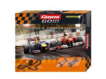 Carrera Go! 62272 Formula Competition, 6,3 Meter