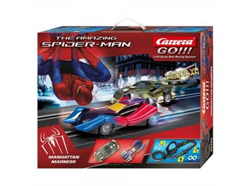 Carrera Go! 62282 Spiderman Manhattan, 5,3 Meter