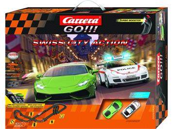 Carrera Go! 62436 Swiss City Action, 8.4 m