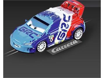 "Carrera Go! Disney Cars 2 ""Raoul Caroule"""