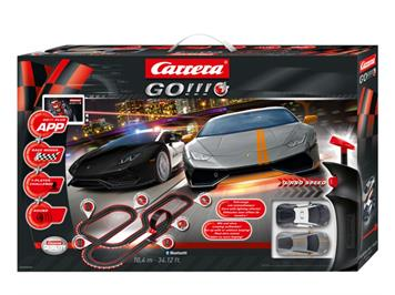 Carrera Go! Plus 66004 Night Chase, 10,4 Meter