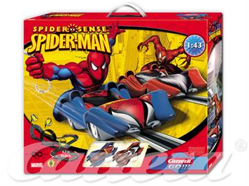 Carrera Go! Spiderman, 6.3 Meter