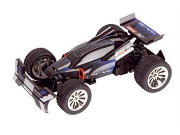 Carrera RC Agent Black Buggy 1:16