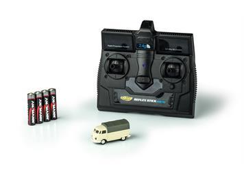 Carson 500504117 VW T1 Bus Pritsche 2.4 GHz 100 % RTR 1:87