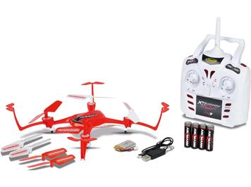 Carson 500507109 X4 Quadcopter 270 Backflip 2,4 GHz 100 % RTR