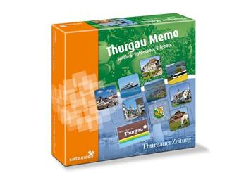 "Carta.Media 1178 Memory ""Kanton Thurgau"""