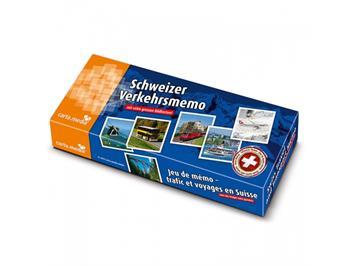 Carta.Media 7108 Schweizer Verkehrsmemory