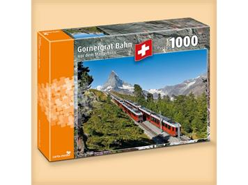 "Carta.Media 7215 Puzzle ""Gornergratbahn"" 1000tlg."