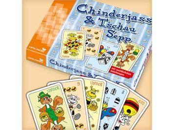 Carta.Media 7322 Chinderjass & Tschau Sepp