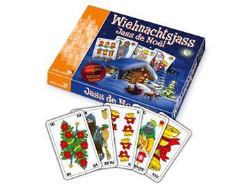 Carta.Media 7501 Weihnachtsjass-Karten-Spiel