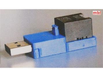 DINAMO U485J Schnittstelle, Modul für direkter Anschluß OC32 am PC