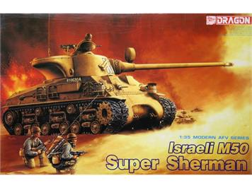 Dragon Israeli M50 Sherman