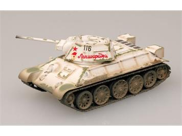Easy Model 36269 T34/76 Panzer Russian Army 1:72