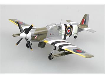 Easy Model 36356 P51 B/C Fz152 1944 1:72