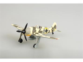 Easy Model 36400 Focke Wulf Fw190A-6 5./JG54 1:72