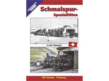 Eisenbahn-Kurier 8111 - DVD Schmalspur-Spezialitäten