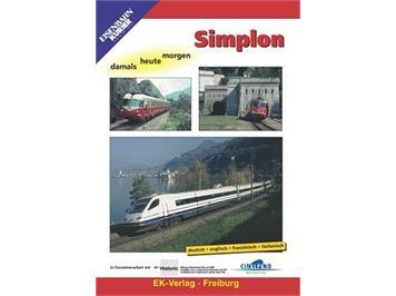 Eisenbahn-Kurier 8143 - DVD Simplon