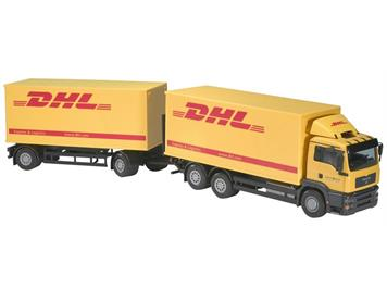 EMEK 89769 MAN delivery truck & trailer