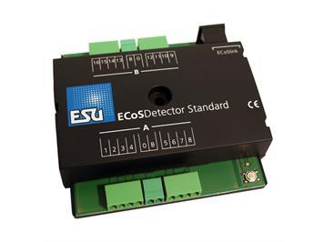ESU 50096 EcOSDetector Standard Rückmeldemodul für 3-Leiteranlagen, 16 Dig. Iputs, OPTO