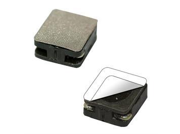 ESU 50326 Lautsprecher 14 x 12 mm rechteckig, 4 Ohm, integr. Schallkapsel, selbstklebend
