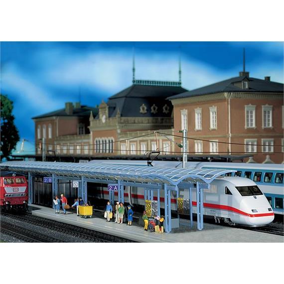 Faller 120193 ICE-Bahnsteige 2 Stk.