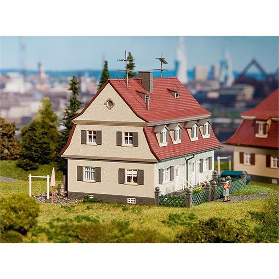Faller 130463 Siedlungs-Doppelhaus (Verputz)