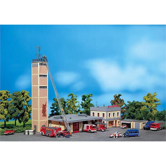Faller 130989 Moderne Feuerwache Spur H0