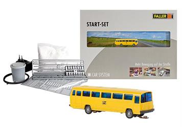 Faller 162008 Car System Start-Set Bus MB O302 N