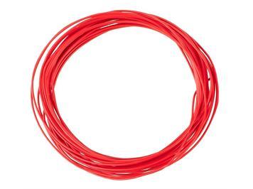 Faller 163781 Litze 0,04 mm², rot, 10 m
