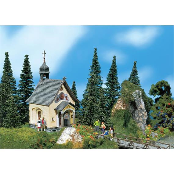Faller 232239 Kapelle St. Bernhard - SWISS EDITION