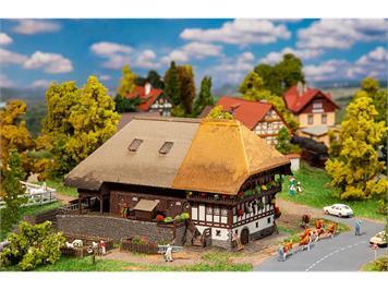 Faller 232395 Schwarzwaldhof mit Strohdach