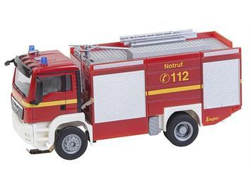 Faller Car System 161599 MAN TGS TLF Feuerwehr (Herpa) HO