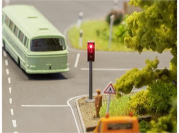 Faller Car System 161840 2 LED-Ampeln mit Elektronik
