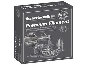 Fischertechnik 539141 Filament 500 gr. Spule SILBER