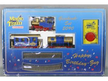 "Fleischmann 2090 Magic Train Startset ""Happy Birthday"" HO"