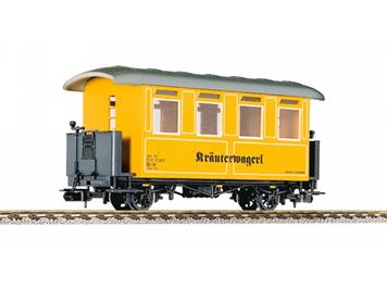 Fleischmann 2311 Magic Train Personenwagen Kräuterwagerl