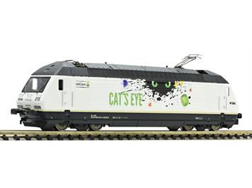 "Fleischmann 731381 BLS Re 465 ""Cat's Eye"" DCC/Sound"