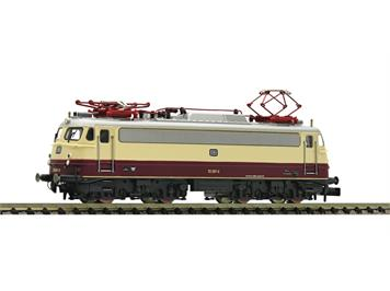 Fleischmann 733890 Elektrolok BR 112 rot/beige