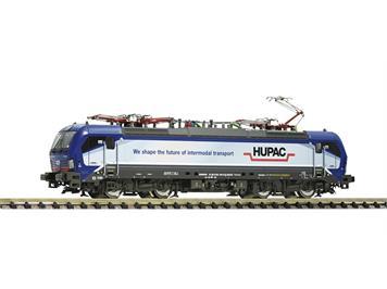 """Fleischmann 739396 Elektrolokomotive Baureihe 193 (""""Vectron""""), der Schweizer HUPAC AG."""