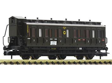 Fleischmann 806504 Abteilwagen 2./3. Klasse, DRG