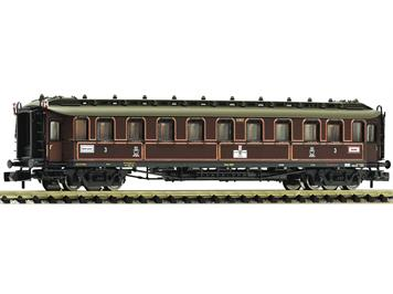 Fleischmann 807903 Schnellzugwagen 3. Kl. Bauart C 4ü (pr08), K.P.E.V.